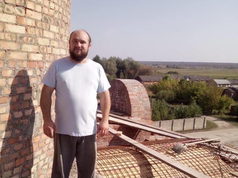 Священик Володимир Гичка