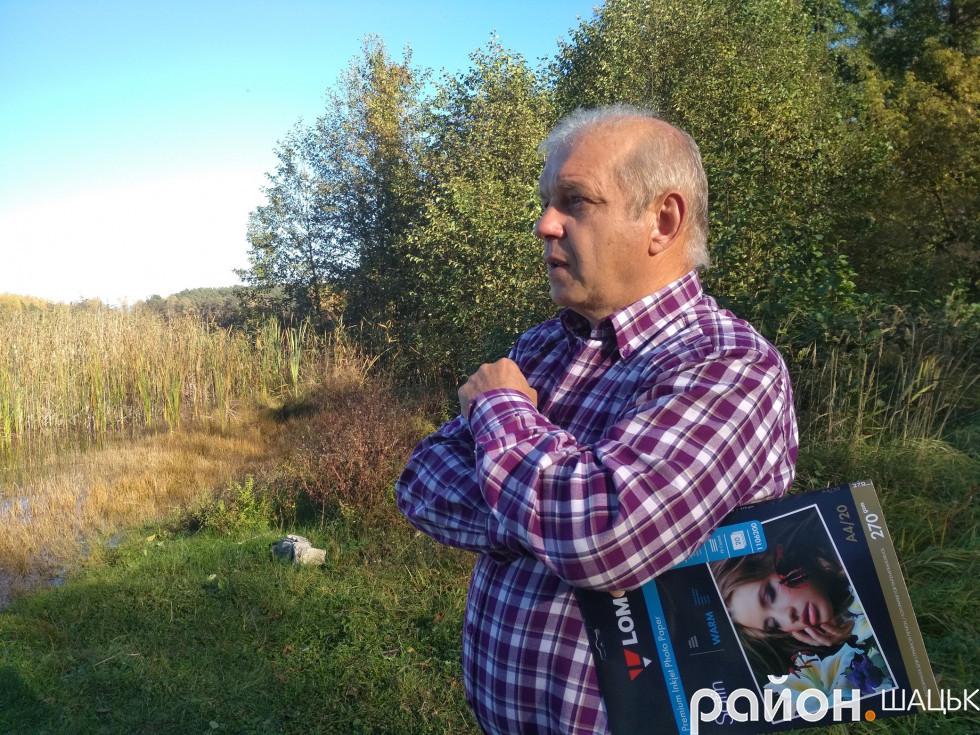 Науковець Микола Дзей розповідає історію садиби