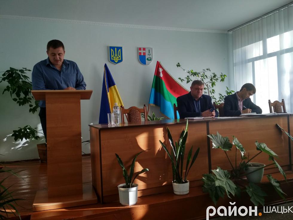 Запит від депутата Сергія Сидорука