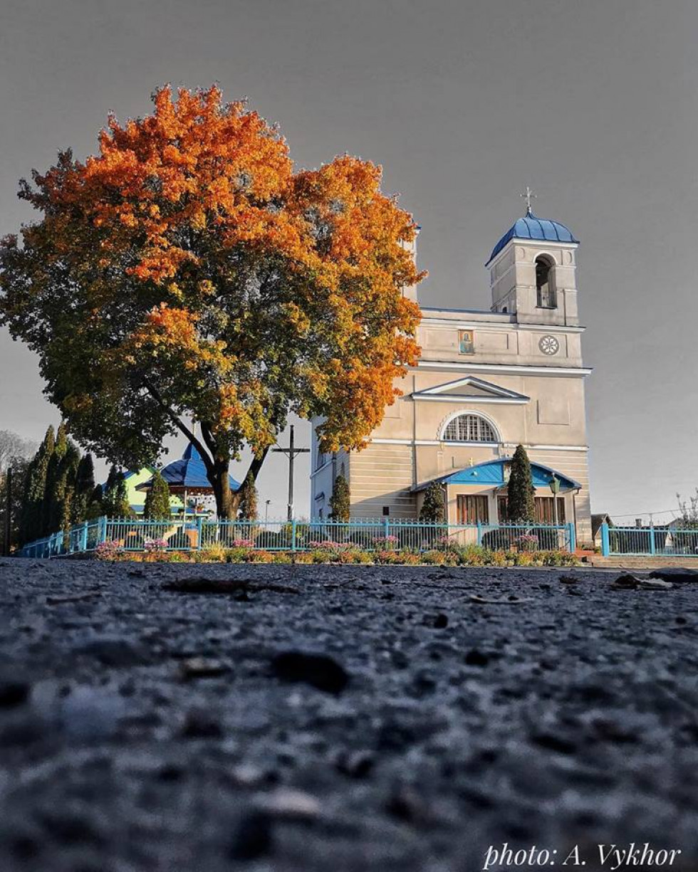 Храм Різдва Пресвятої Богородиці смт Шацьк