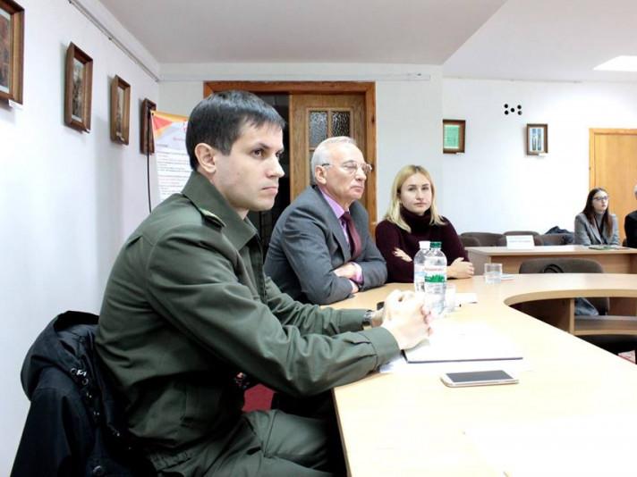 Марія Христецька взяла участь у засіданні круглого столу в Луцьку