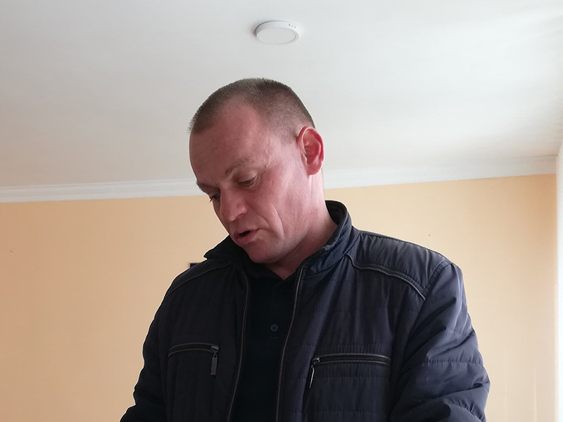 Сергій Стаднік звітує про роботу спортшколи