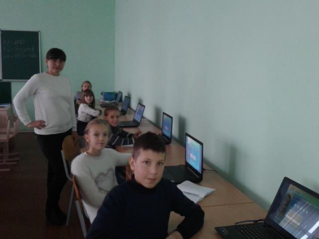 Школярі взяли участь в міжнародному конкурсі з інформатики і комп'ютерної грамотності «БОБЕР-2018»
