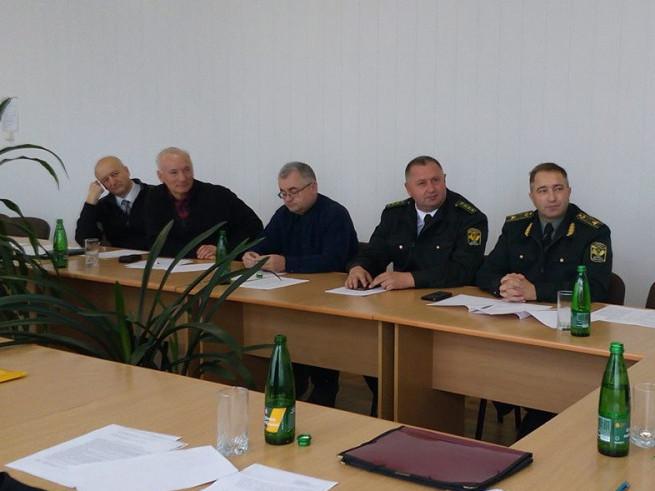 В Черемському природному заповіднику відбулось планове засідання науково-технічної ради.