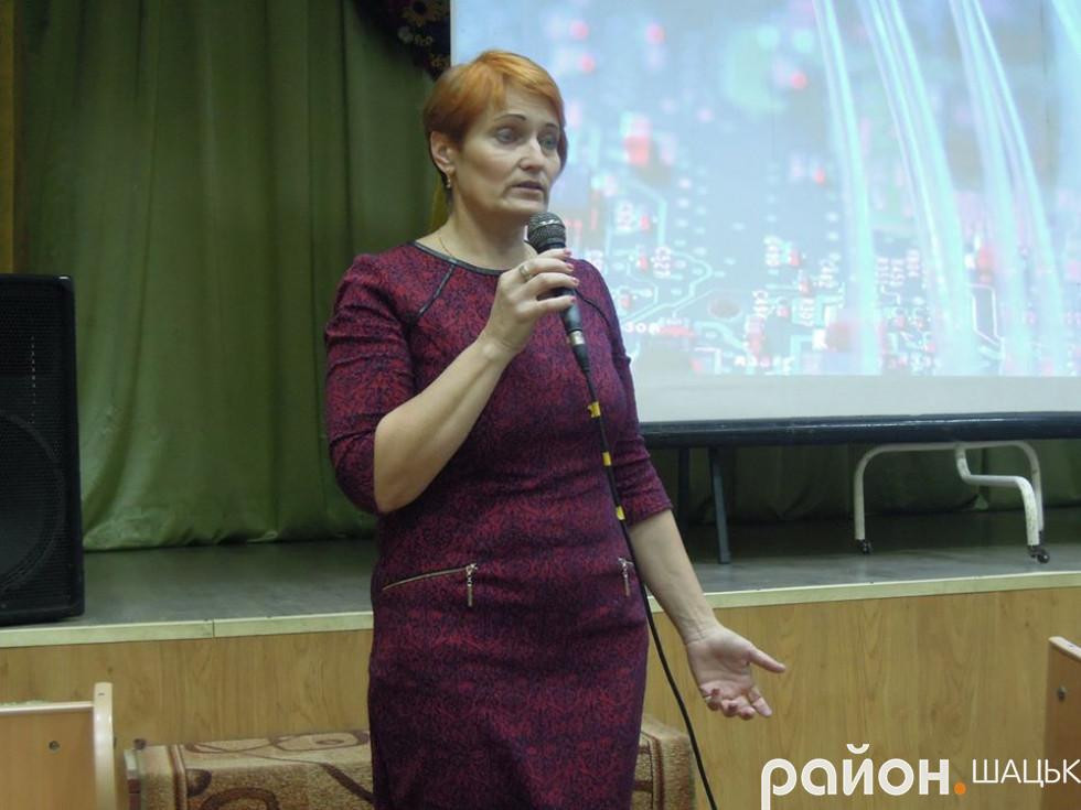 Лариса Демакова розповіла про мету створення Молодіжної ради