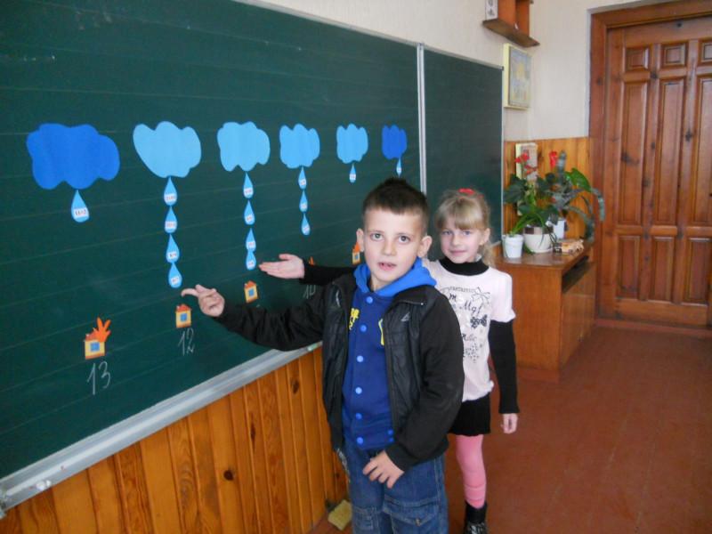 Тиждень знань безпеки життєдіяльності у Підмановській школі