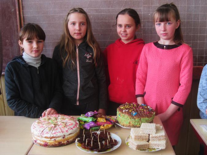 До доброї справи долучилися учні школи села Підманове