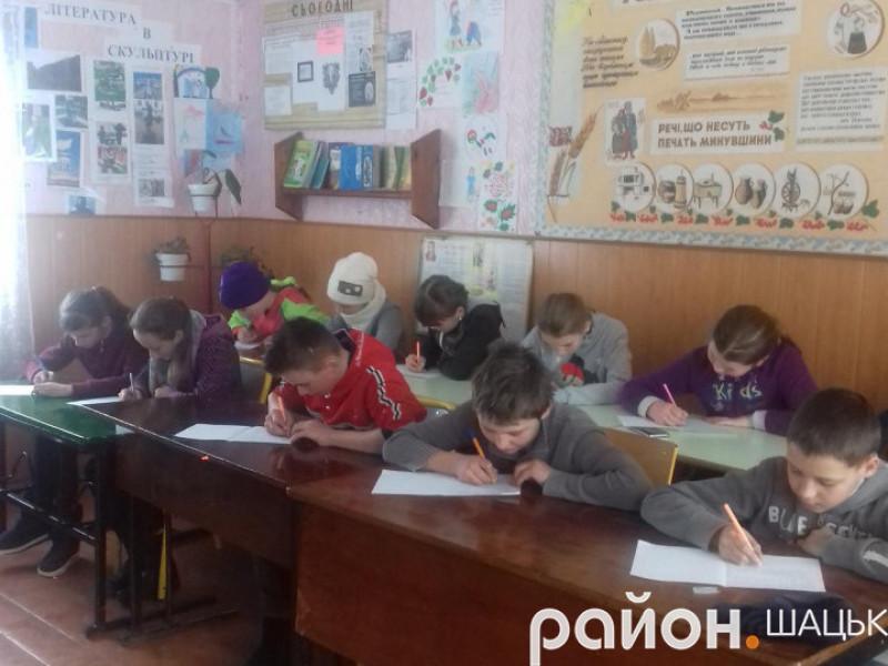 У Самійличівській школі