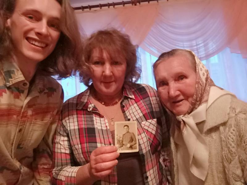 Родичі були безмежно щасливі, дізнавшись у новорічний вечір про фото