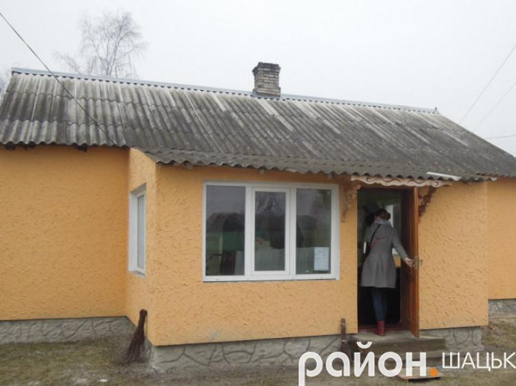 ФАП у селі Пулемець