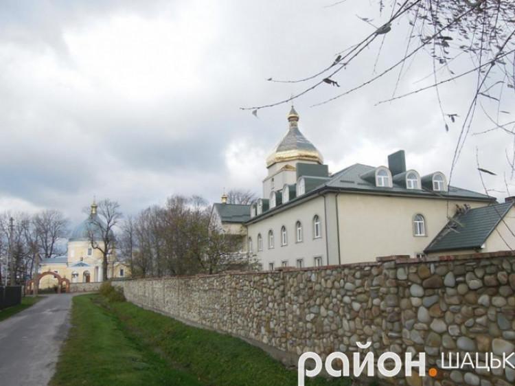Світязький Петро-Павлівський монастир