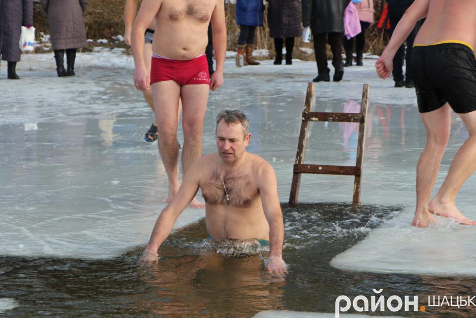 Екс-депутат районної ради Олександр Шуба