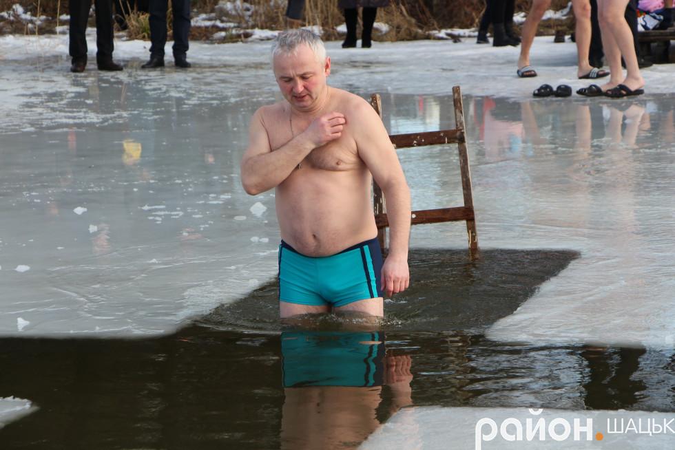 Підприємець, депутат Шацької ОТГ Василь Печук