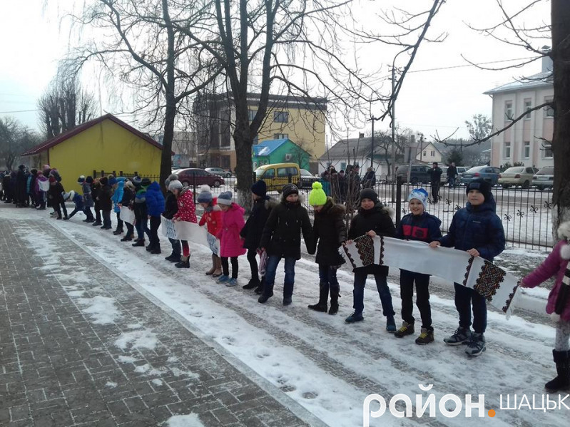 Сила нашої держави — в єдності українських земель