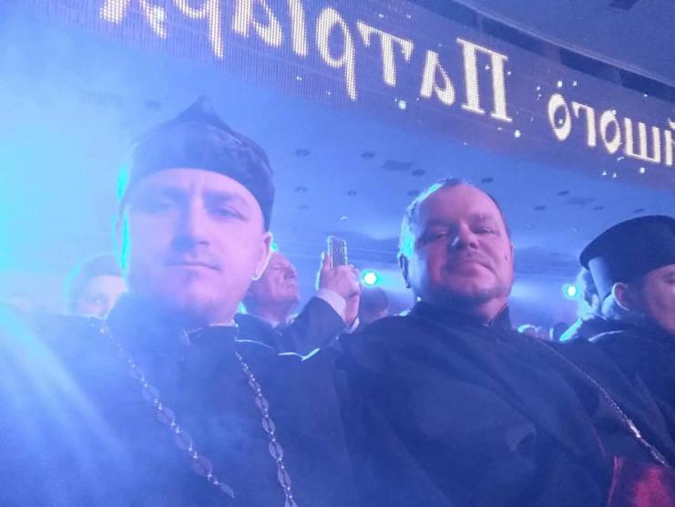 Шацькі священики на урочистостях з нагоди 90-річчя патріарха