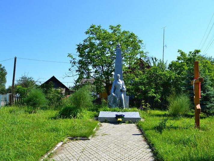 Пам'ятник Невідомому солдату в Шацьку