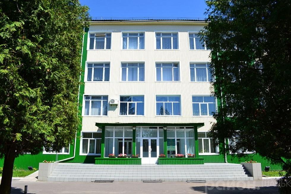 Шацький лісовий коледж імені В.В.Сулька