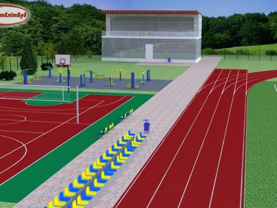 Можливо, таким стане в близькому майбутньому Шацький селищний стадіон