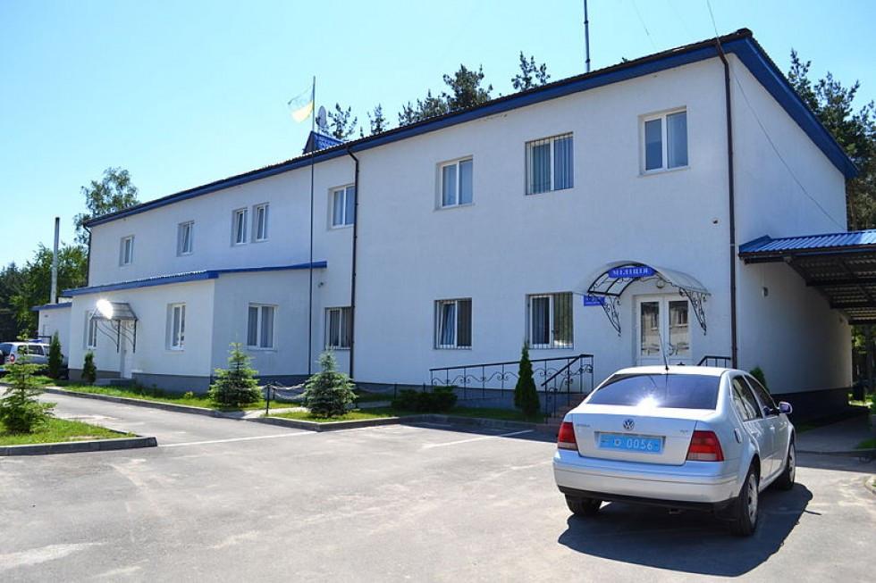 Нове приміщення Шацького відділення поліції