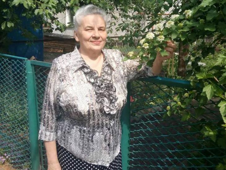 46 років Надія Цюп'ях присвятила роботі в санаторії «Лісова пісня»