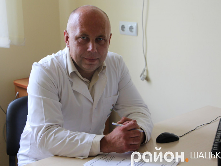 Лікар Роман Вензловський