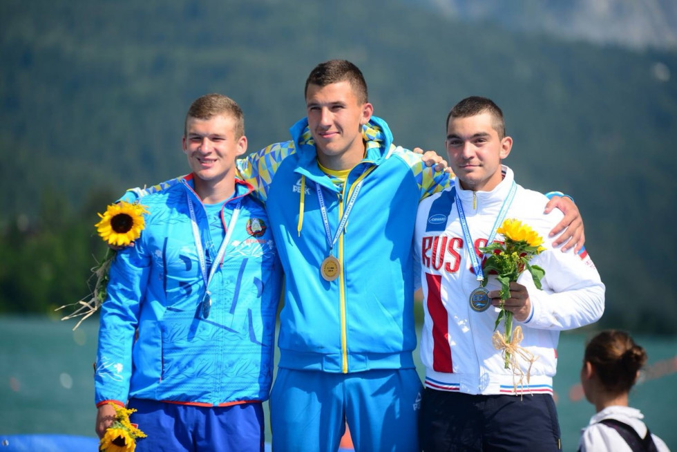 Дмитро Озимок - чемпіон Європи