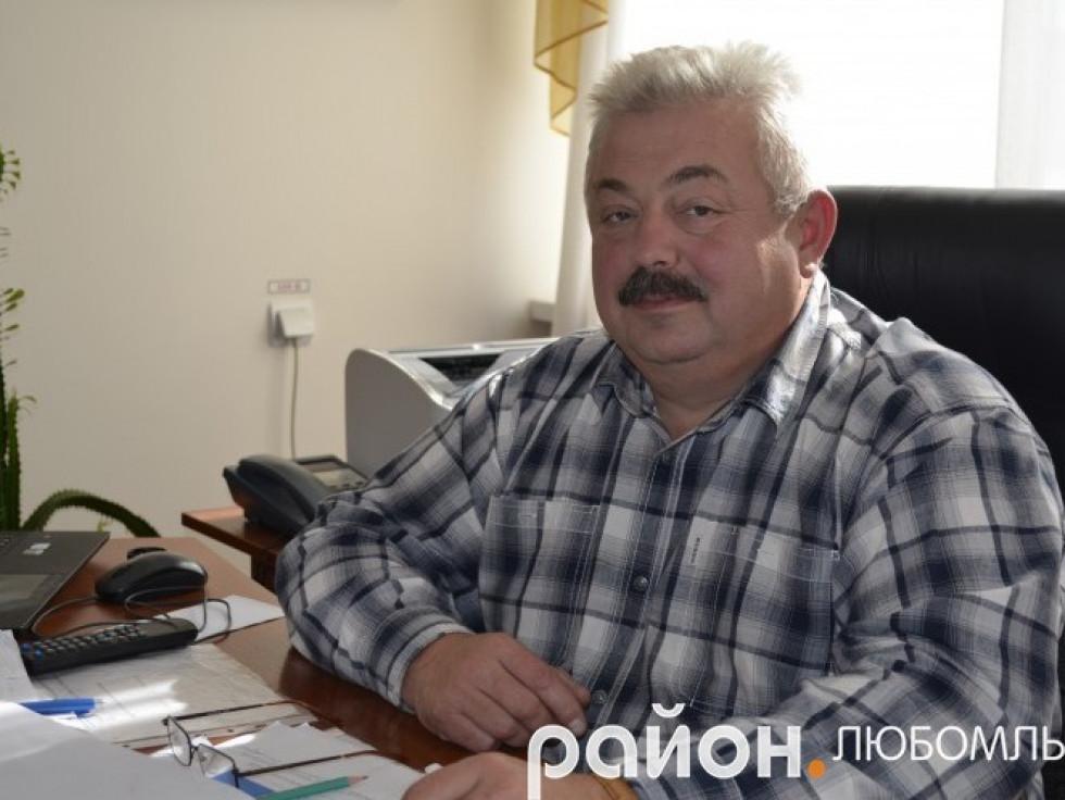 Володимир Дибель