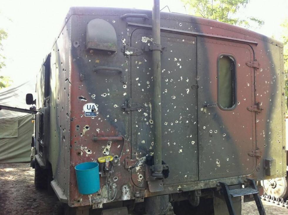 Наслідки «посилок» від сепаратистів