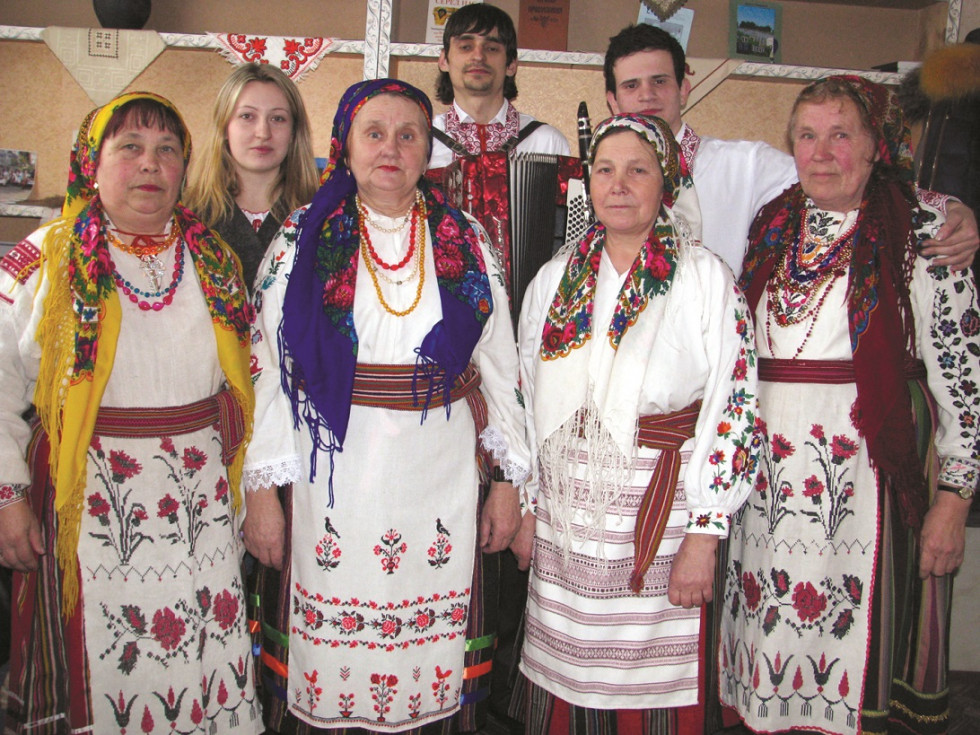 Лукерія Терета та колектив «Горлиця»