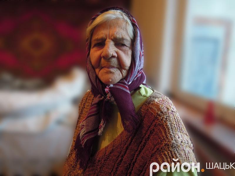 Шачанка Ганна Кузнєцова відзначила 90-річний ювілей