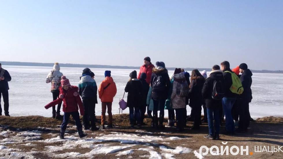 Екскурсія Шацькими озерами