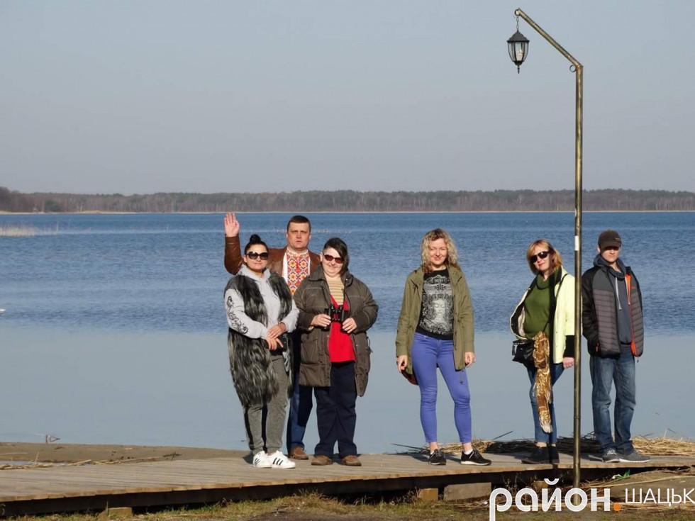 На Шацьких озерах