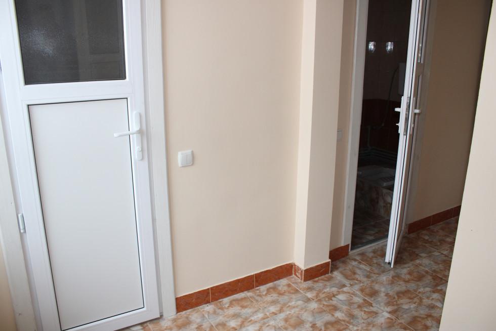 В школі є сучасні внутрішні туалети