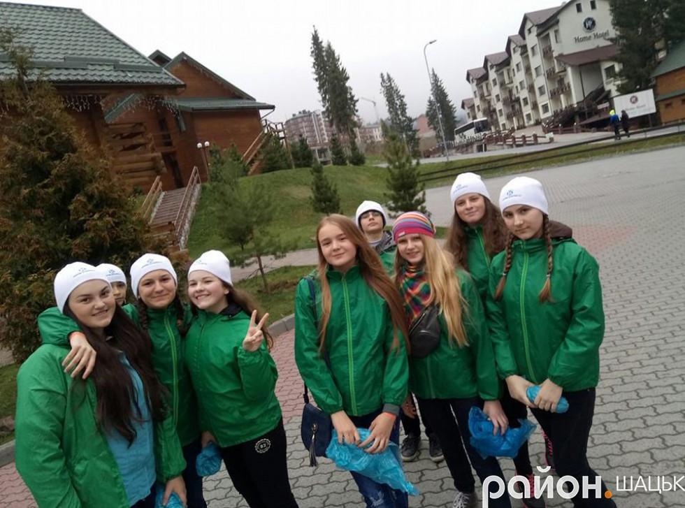 За успіхи в олімпіадах - поїздка у Буковель