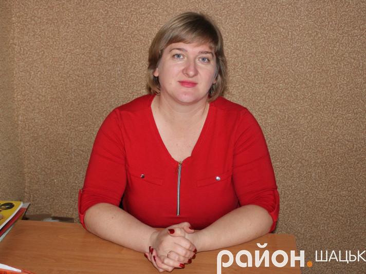 Ярослава Гигера 12 років працює на посаді директора