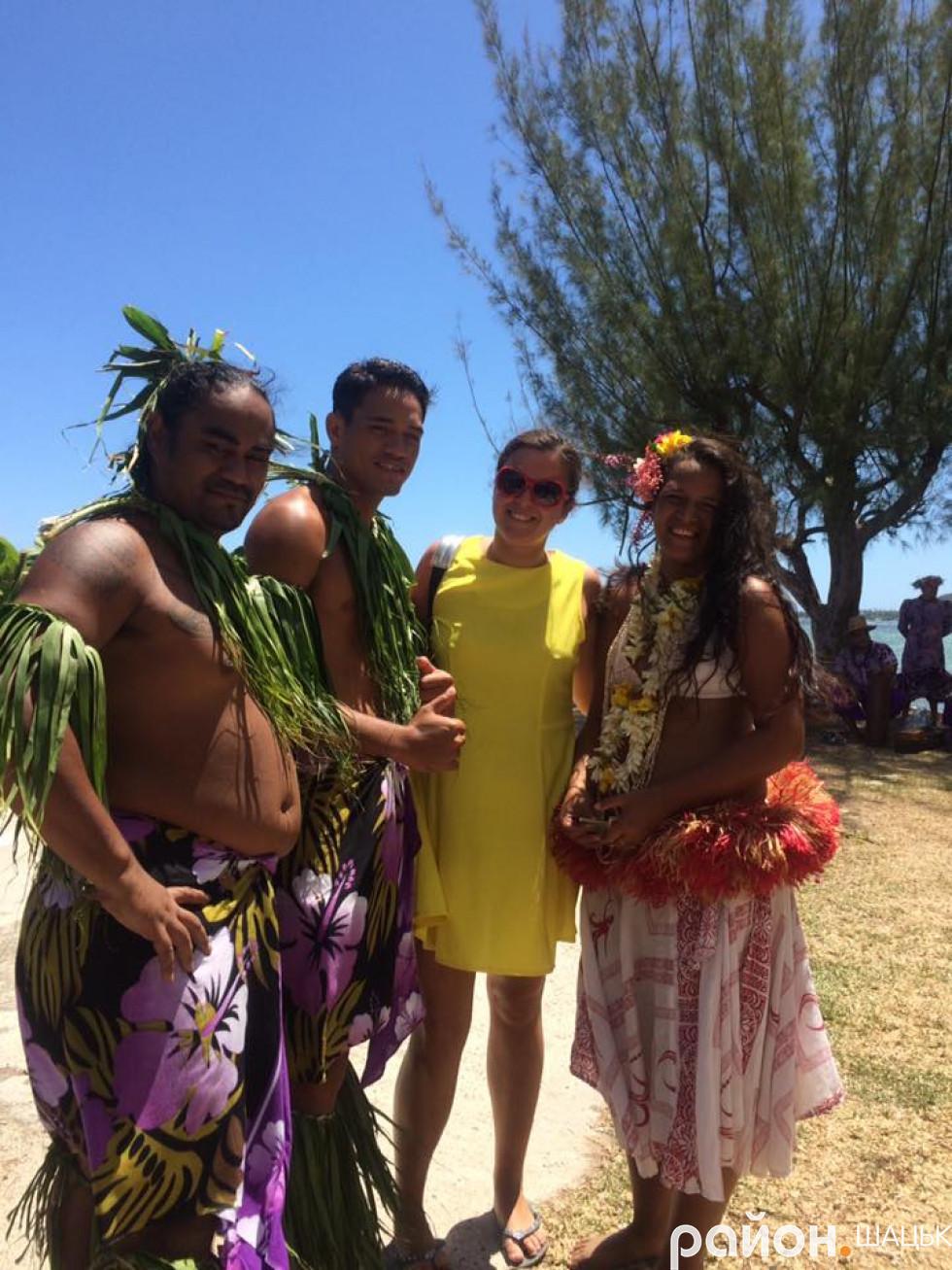 На Філіпінських островах разом із місцевими жителями