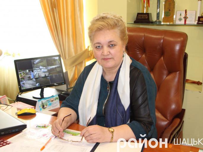 Руслана Дибель мріє зробити з санаторію казку для людей