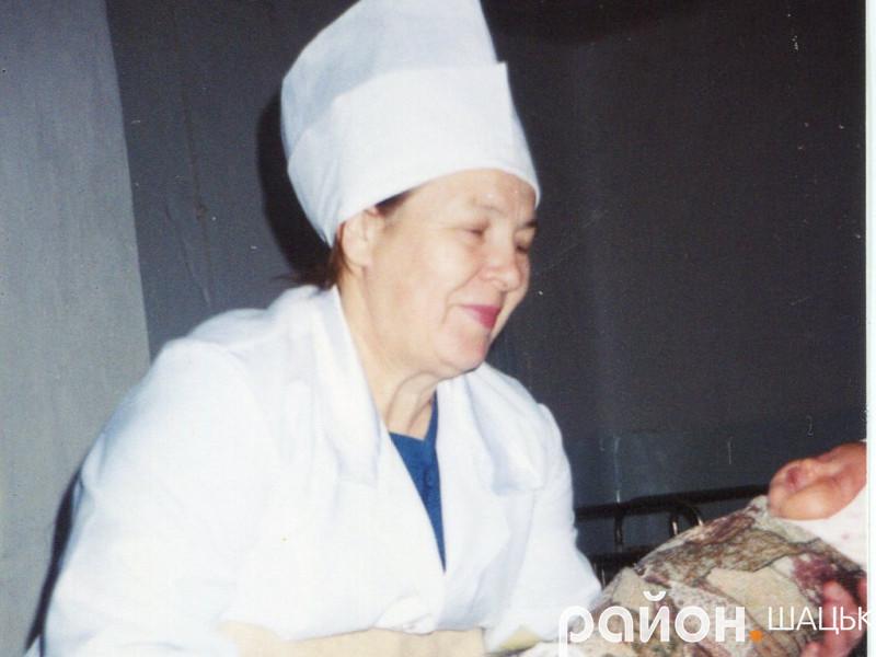 Гінекологиня з Шацька прийняла у світ понад 10 тисяч немовлят