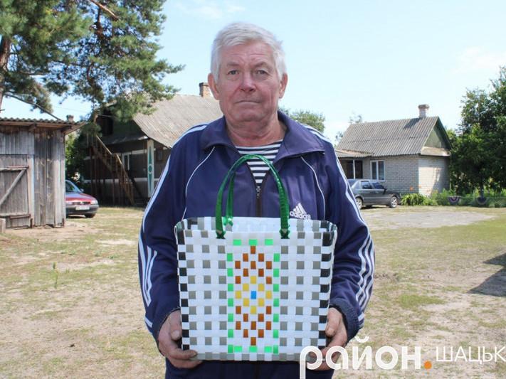 Майстер зі Світязя Іван Стаднік