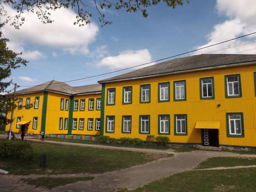 Опорна школа в смт Колки має 50 гуртків та своїх іменитих випускників Автор фото:Мая Голуб