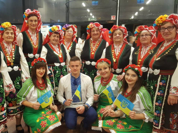 «Молодички» на фестивалі в Угорщині