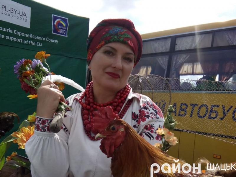 Лариса Куран