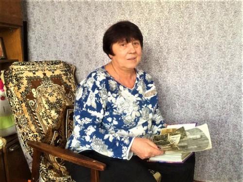 Людмила Оніщенко поділилася спогадами про маму