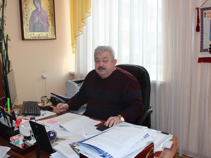«Ми ніколи не відмовляли у лікуванні шачанам»,–генеральний директор Любомльського ТМО Володимир Дибель