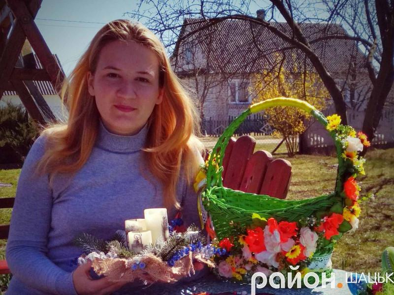 Аліна Віннічук виготовляє красивий декор і прикраси для модниць