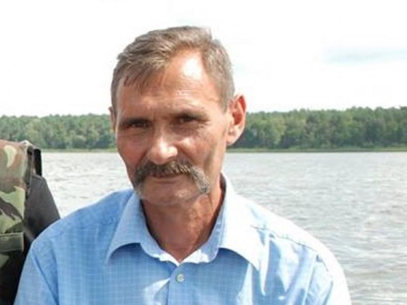 Василь Матейчик - відомий у Шацькому районі знавець птаства