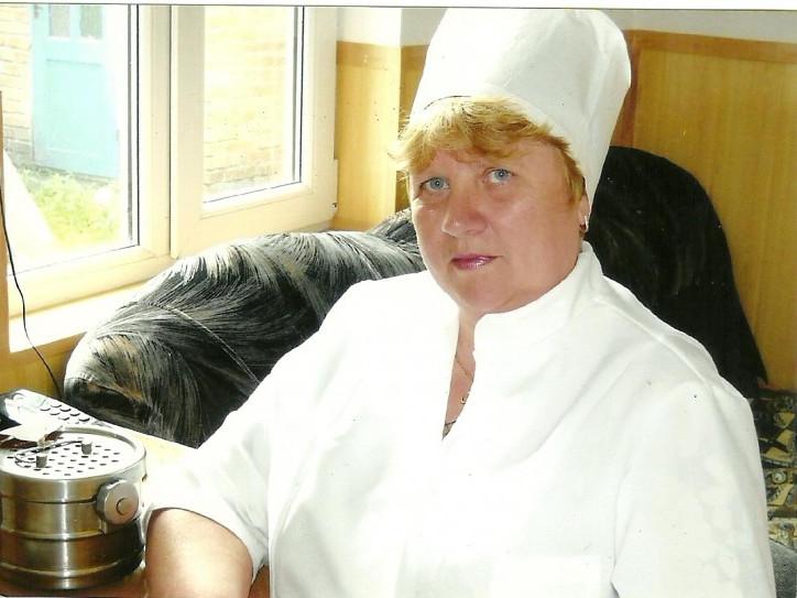 Марія Вочаковська віддала професії 44 роки свого життя