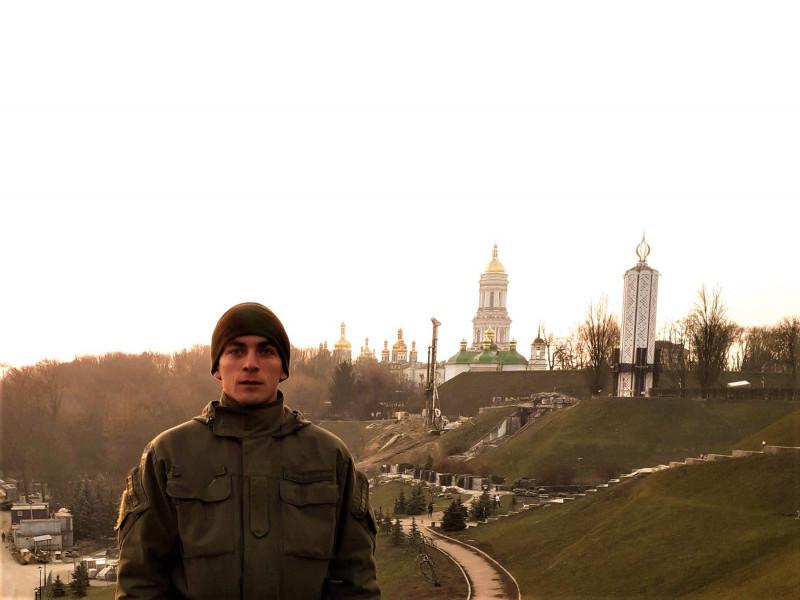 Олексій Сіжук півтора року сумлінно ніс службу у Національній гвардії