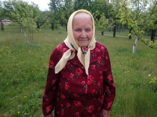 Ганна Ключук розповіла, як жилося за поляків, німців та совєтів