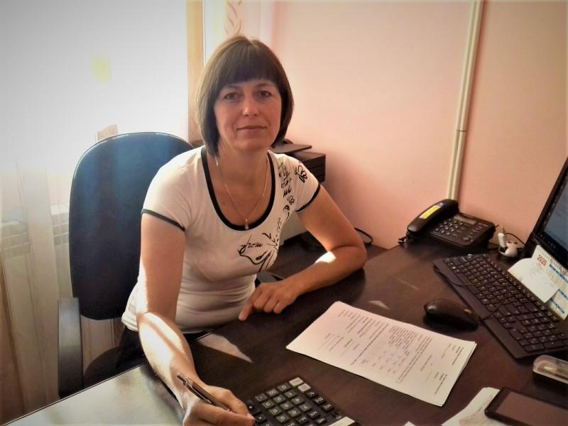 Мирослава Редько розповіла про професію бухгалтера